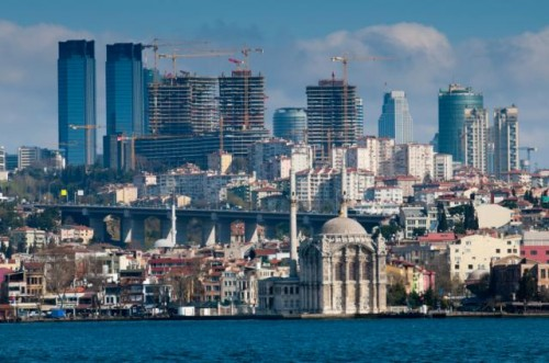 Istanbul The Modern Business City