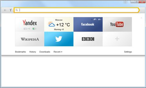 Yandex Browser Enters The Market