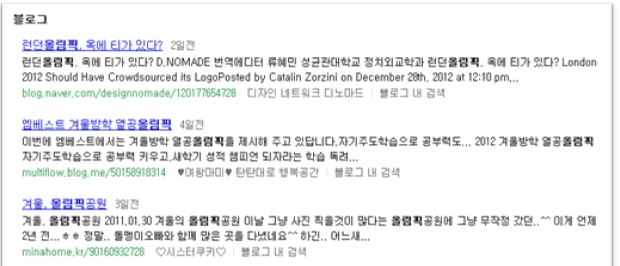 Naver Cafe and Naver Blog are essential for SEO