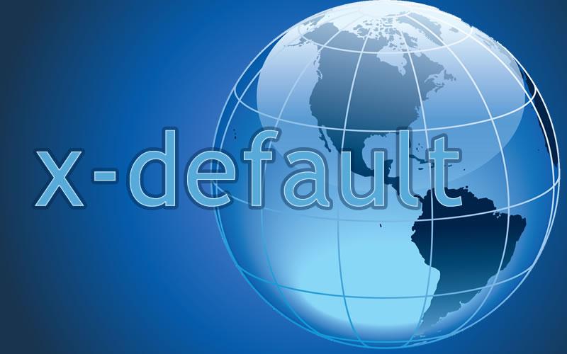 x-default