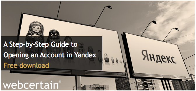 A Step-by-Step Guide to Opening an Account in Yandex