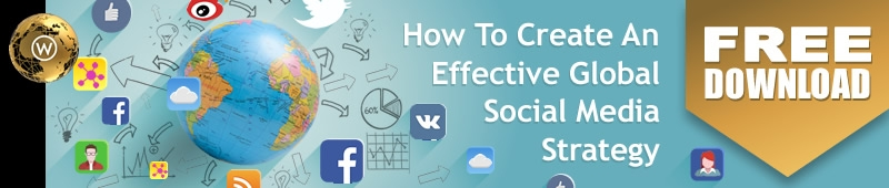 international social media strategy