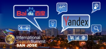 Baidu and Yandex at the International Search Summit