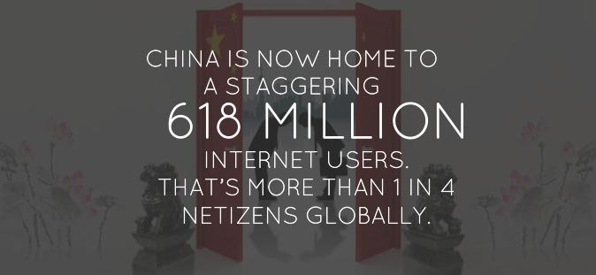 China Internet Population Reaches 618 Million