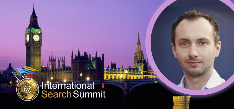 International Search Summit London Speaker - EF Englishtown