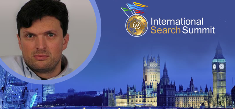 International Search Summit London - Johann Godey