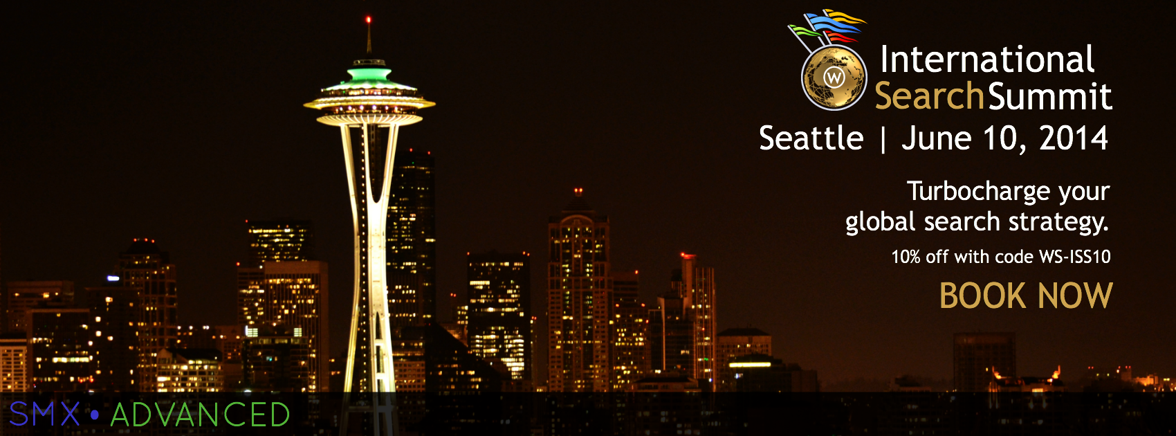 ISS Seattle 2014 Book Now
