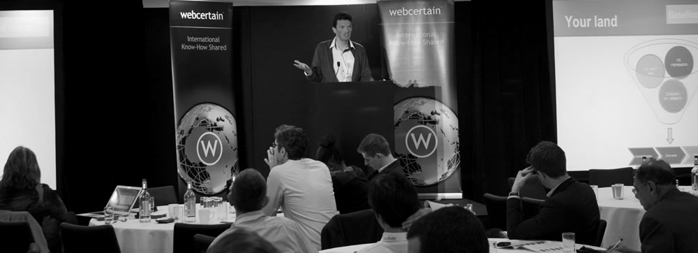 Johann Godey International Search Summit London 2014