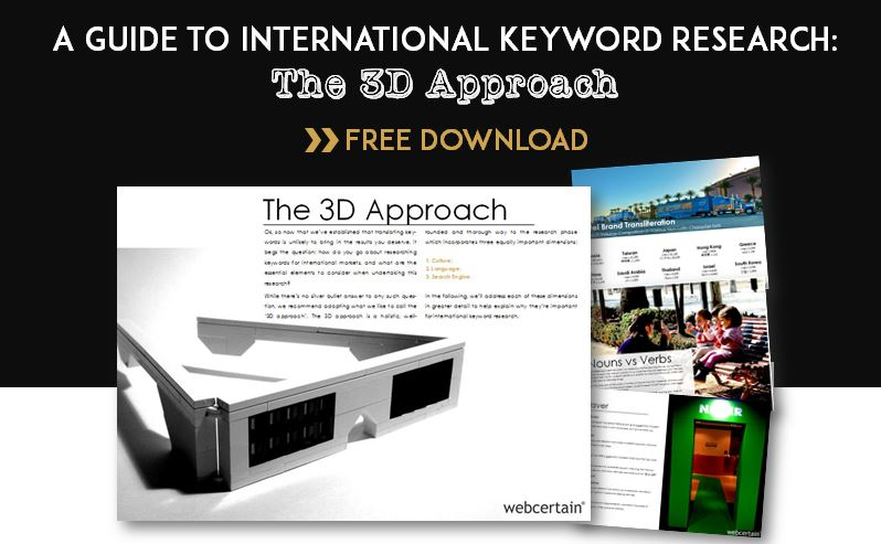 A Guide to International Keyword Research: Download