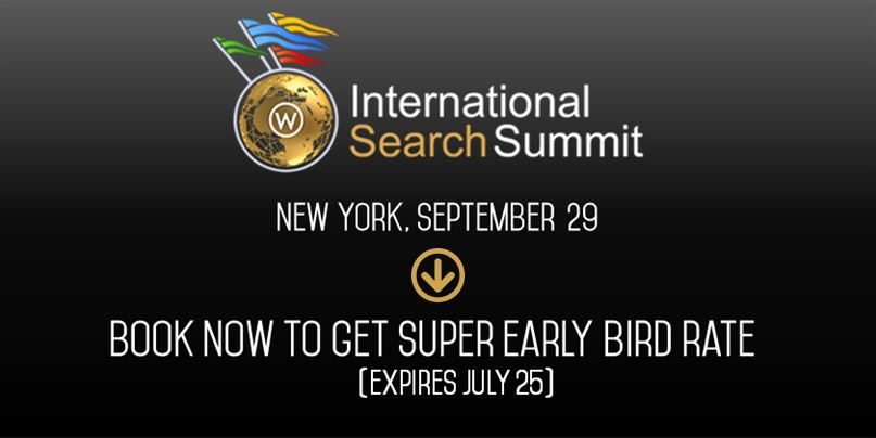 Super Early Bird - ISS NY