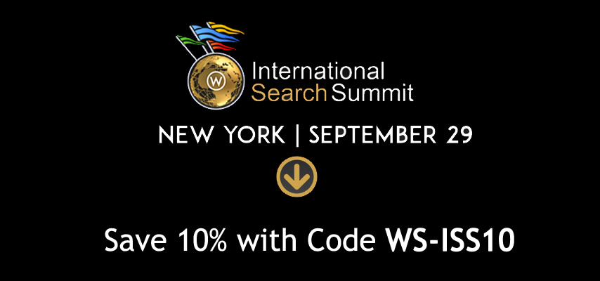 Register for ISS New York - Save 10% with WS-ISS10