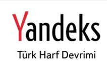 Yandex Turkish Spelling