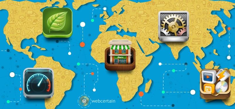 app localisation