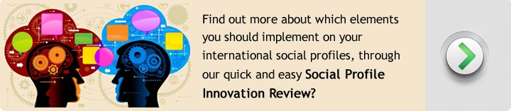 International social profile innovation review