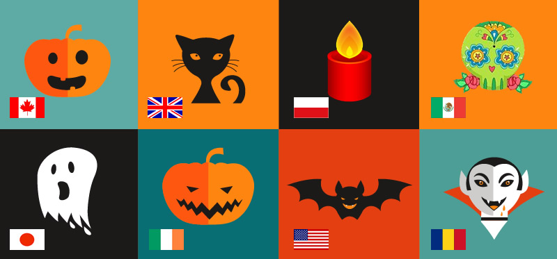 Spooky Celebrations: Will Halloween Be Recognised All Around The ...