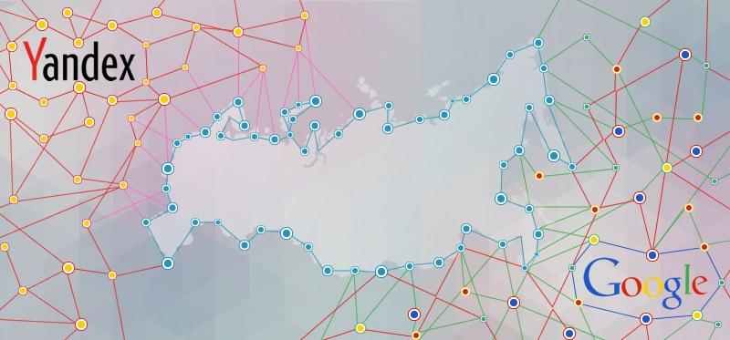 yandex-google-advertising-networks