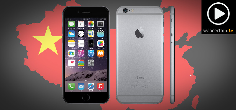 Apple Iphone Sales Rise in China