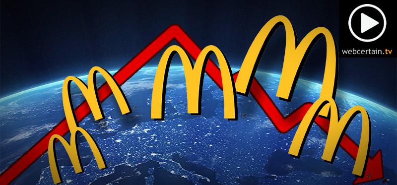 McDonalds International Structure