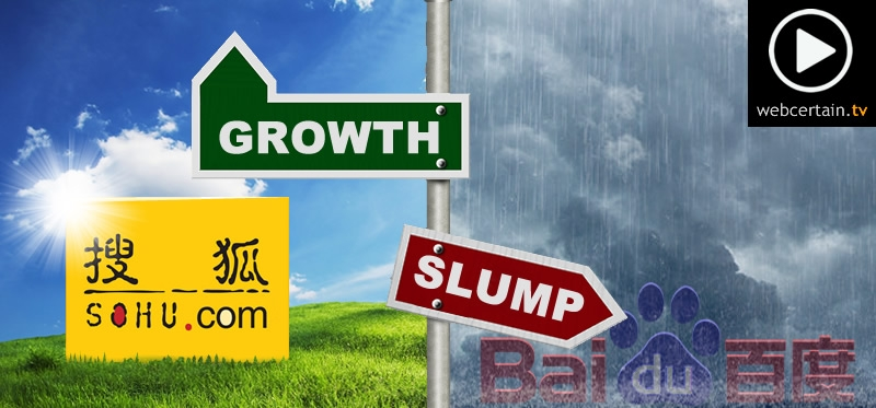 global marketing news 31 july 2015 sohu growth baidu slump