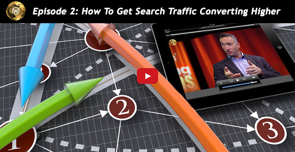 How To Get Your Search Traffic Converting at a Higher Rate