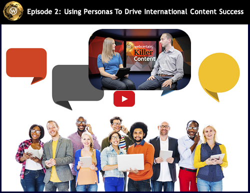 Personas in International Content Marketing